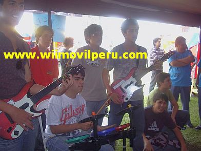 Banda_de_Guitar_Hero